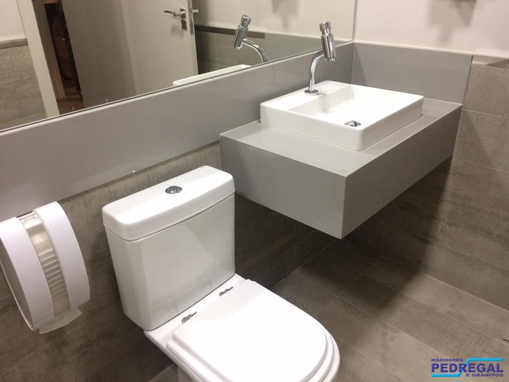 Pedregal Mármores e Granitos  Portfólio -> Nicho Banheiro Silestone